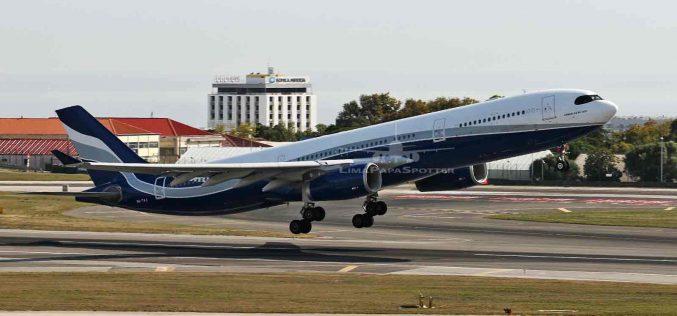 9H-TAJ   Airbus A330-343   Hi Fly