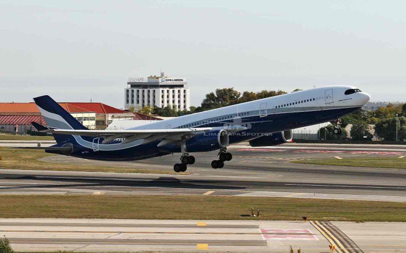 9H-TAJ | Airbus A330-343 | Hi Fly