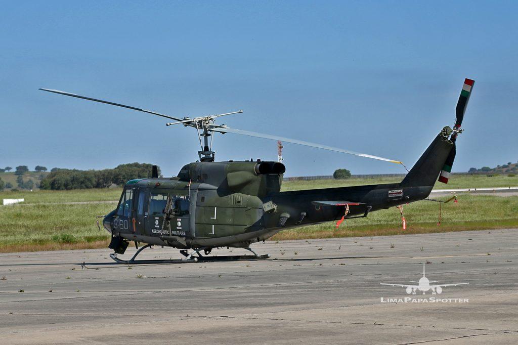 9-60 | Agusta-Bell HH-212A | MM81160 | Italian Air Force | NTM2021 BA11