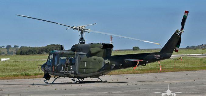 9-60 | Agusta-Bell HH-212A | MM81160 | Italian Air Force | NTM2021 BA11 Beja